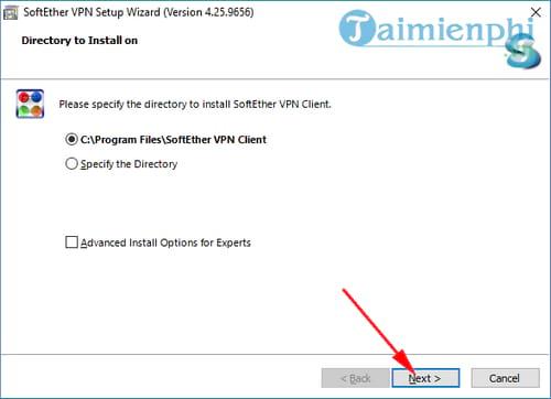 Cách dùng VPN Gate fake IP