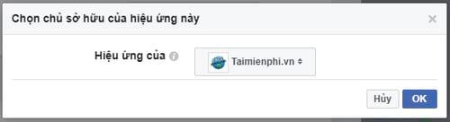 Cách tạo khung hình Avatar Facebook kèm hiệu ứng 8