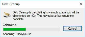 Có nên xóa Windows Update Cleanup 3