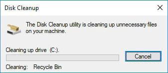 Có nên xóa Windows Update Cleanup 7