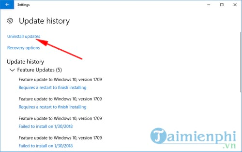 Cách sửa lỗi màn hình đen ở Windows không bản quyền 6
