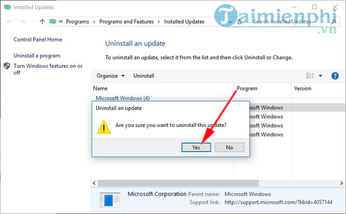 Cách sửa lỗi màn hình đen ở Windows không bản quyền 7