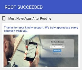 Cách Root Android 7.0 Nougat với Kingroot 8