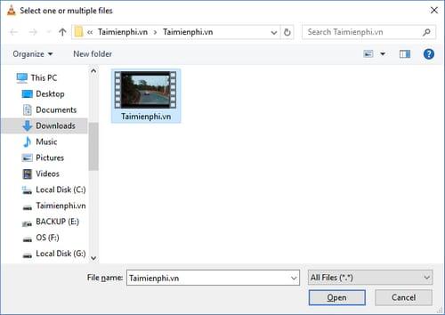 Hướng dẫn tách âm thanh ra khỏi video trên máy tính 2
