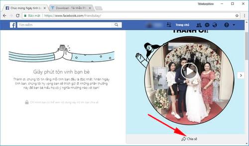 cach tao video tinh ban tren facebook ban 2018