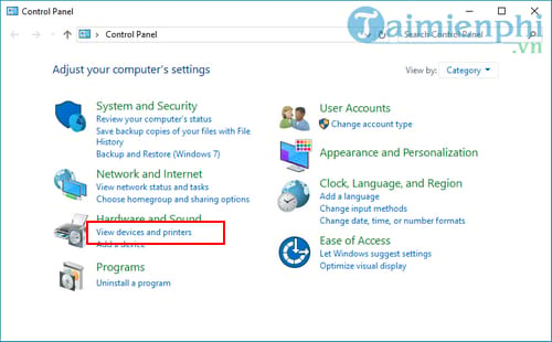how to set the ip address for the printer 3