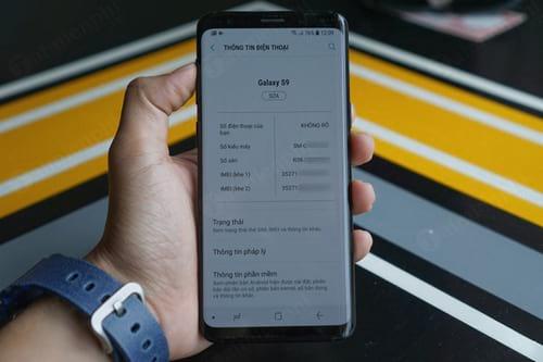Imei Samsung S9 Plus