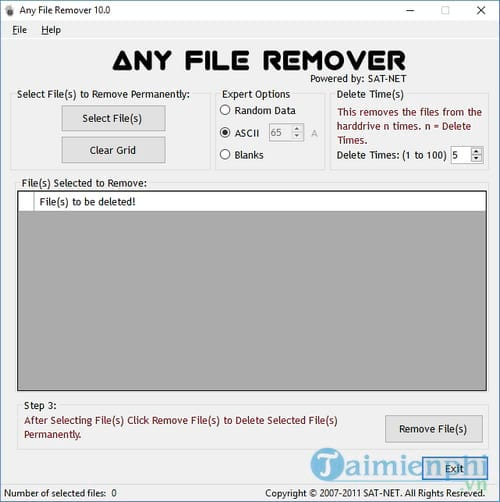 any file remover 10