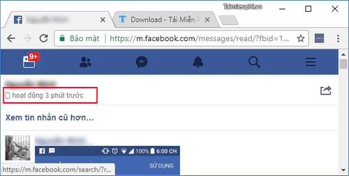 Cách phát hiện ẩn nick Facebook 5