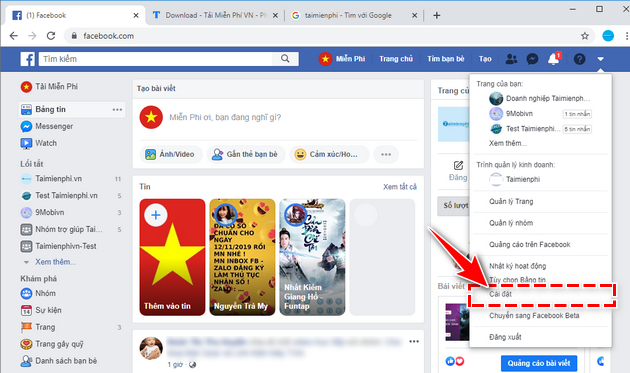 how to automatically update your phone number on facebook 5