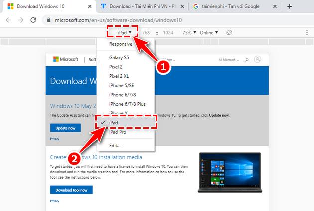 Link tải file ISO Windows 10 ver 1909 3