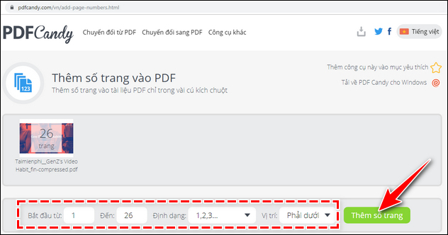 How to add pages to pdf 11