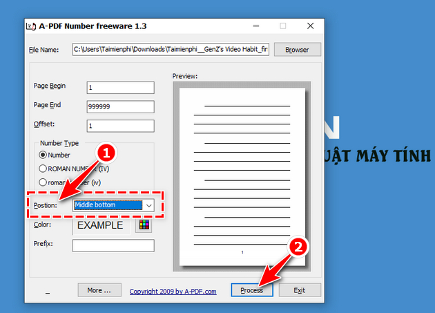 How to add pages to pdf 7
