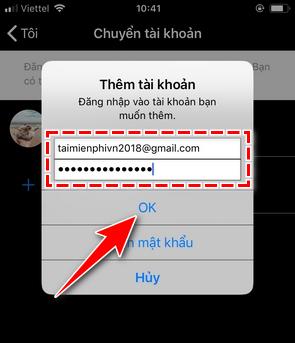 Cách chat nhiều nick Facebook Messenger