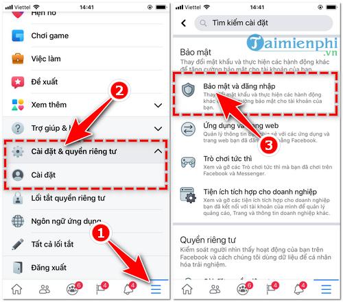Đăng xuất Messenger, thoát Facebook Messenger trên iPhone, Android, Windows Phone 11
