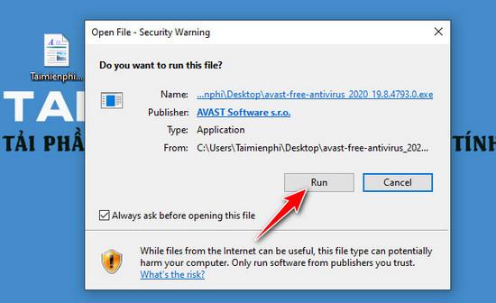 Hướng dẫn cài đặt và sử dụng Avast Free Antivirus diệt virus hiệu quả trên máy tính 2