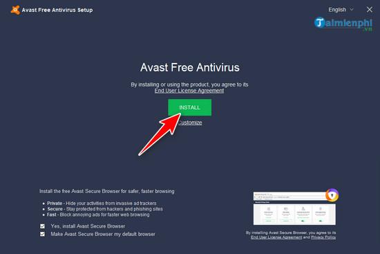 Hướng dẫn cài đặt và sử dụng Avast Free Antivirus diệt virus hiệu quả trên máy tính 3