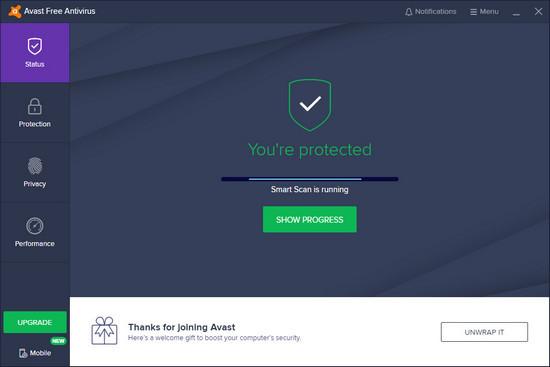 Hướng dẫn cài đặt và sử dụng Avast Free Antivirus diệt virus hiệu quả trên máy tính 7