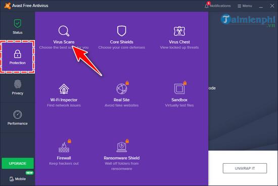 Hướng dẫn cài đặt và sử dụng Avast Free Antivirus diệt virus hiệu quả trên máy tính 8