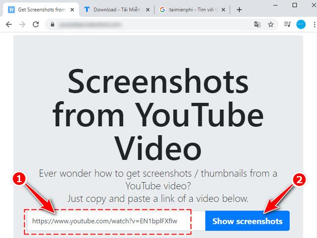 Cách lấy ảnh thumbnail của video Youtube chất lượng cao 6
