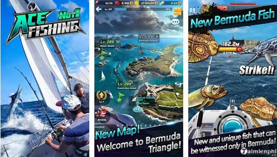 Top game câu cá hay nhất 2