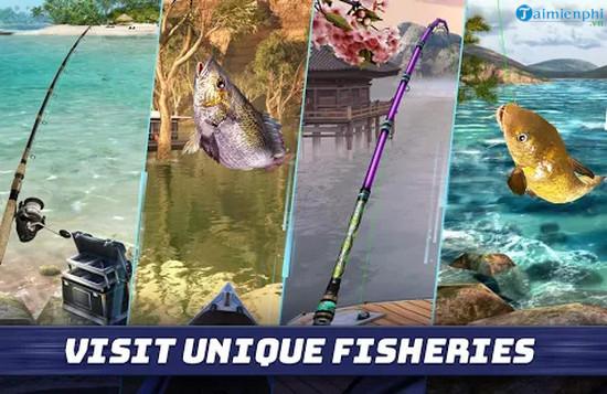 Top game câu cá hay nhất 3