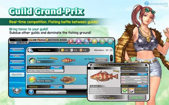 Top game câu cá hay nhất 4