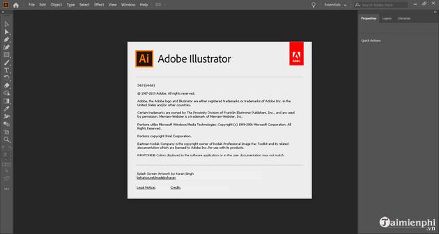 Cách cài Adobe Illustrator CC 2020, CC 2019 FULL