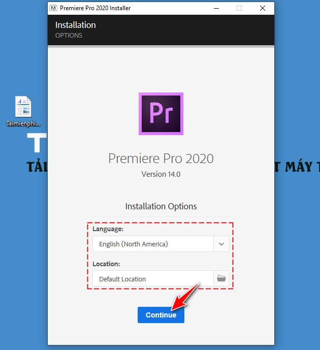 Cách cài Adobe Premiere Pro 32bit/64bit