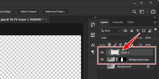 Cách chuyển ảnh đen trắng sang màu bằng Photoshop CC 2020