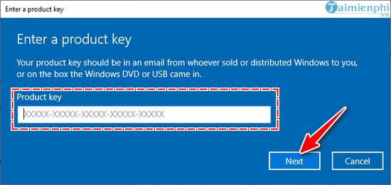 cach kich hoat key ban quyen windows 10
