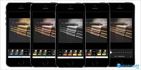 Top ứng dụng chỉnh sửa ảnh trên điện thoại
