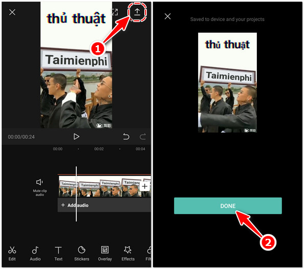 cach cai dat va su dung viamaker chinh sua video tiktok 8