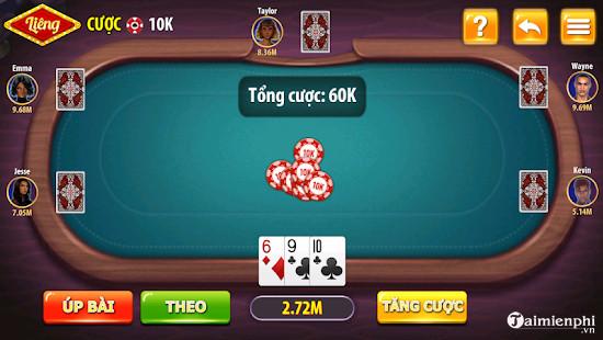 top game danh bai lieng online offline hay nhat 5