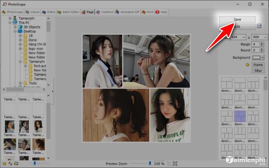 Ghép nhiều ảnh thành 1, phần mềm ghép ảnh trên máy tính tốt nhất