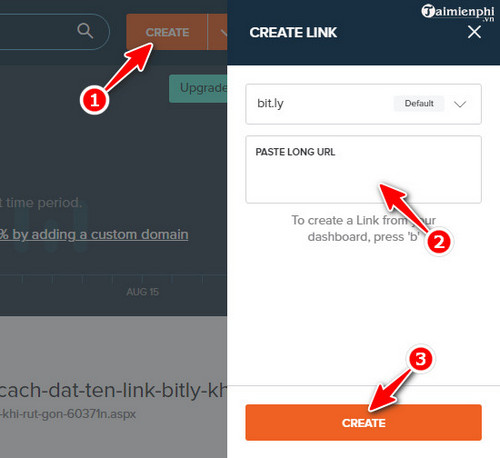 Rút gọn link và tạo mã QR Code với goo.gl 3
