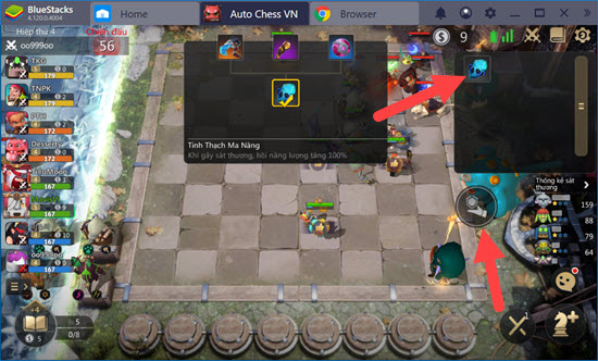 che do nguoi anh em thien lanh trong auto chess mobile co gi hay 11