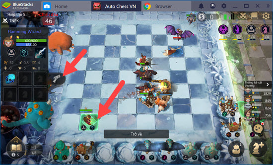 che do nguoi anh em thien lanh trong auto chess mobile co gi hay 12