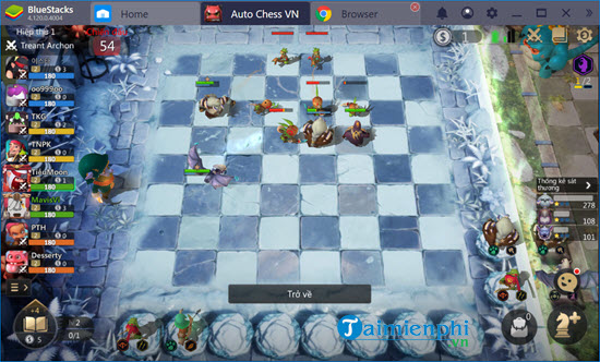 che do nguoi anh em thien lanh trong auto chess mobile co gi hay 5