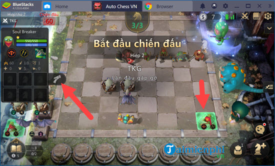 che do nguoi anh em thien lanh trong auto chess mobile co gi hay 6
