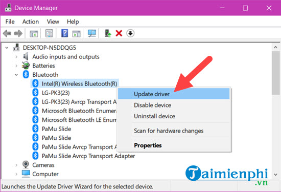 download driver bluetooth windows 10