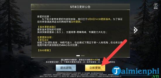 Hướng dẫn tải và cài PUBG Mobile Trung Quốc trên điện thoại 8
