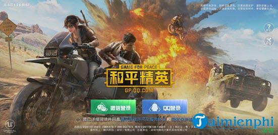 Hướng dẫn tải và cài PUBG Mobile Trung Quốc trên điện thoại 9