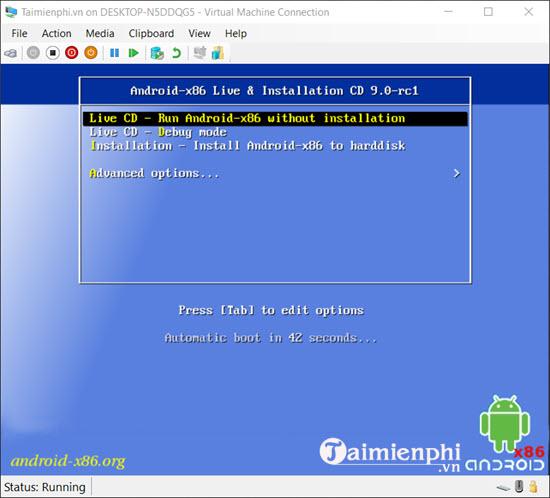 Cách chạy Android trên máy tính mà không cần phần mềm giả lập 20