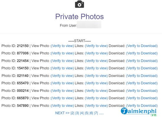 Cách xem Instagram riêng tư của người khác 2