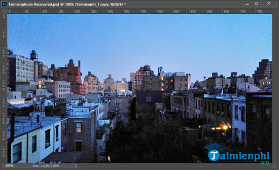 Directing the main approach to Photoshop 11