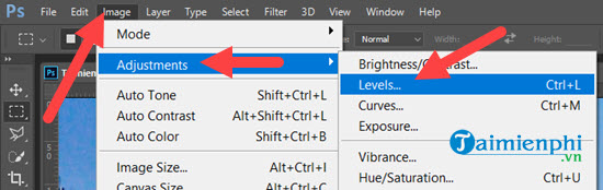 Directing the main approach to Photoshop 9