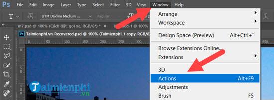 Hướng dẫn đổi kích thước ảnh hàng loạt bằng Photoshop