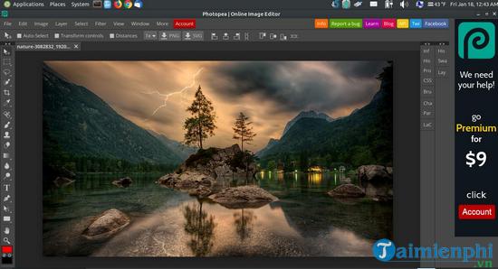 6 giải pháp tốt nhất để mở tệp PSD thay thế cho Photoshop