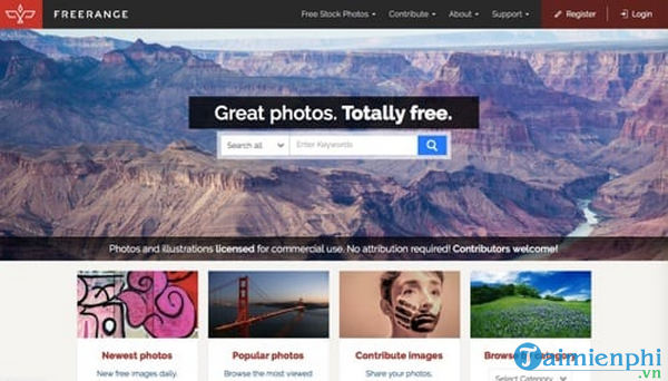 Stock photo là gì? Các trang web stock photo miễn phí